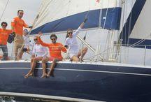 I Regata Denia - Trofeo Heliocare / El pasado fin de semana se celebró la 1era Regata Dénia-Trofeo Heliocare con 10 embarcaciones participantes (2 diferentes divisiones). El patrón ganador del Trofeo Heliocare fue Pablo García abordo de S/Y Khitira, Dufour 375. ¡ENHORABUENA!