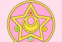 Sailor Moon Inspiração