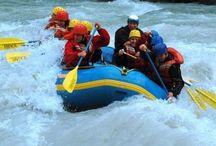 Rafting In Rishikesh / Rafting In Rishikesh