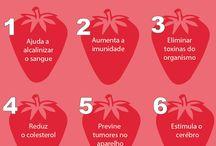 benefício das frutas