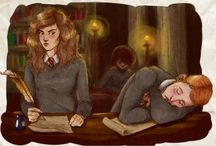 Ron+Ermionie