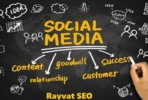 Social Media Marketing / Rayvat SEO is a leading Social Media Marketing Services Agency in India offers Social Media Marketing Services for small business by experts.