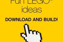 Lego / Lego ideas and builds