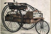 electric car story / le prime auto elettriche nella storia