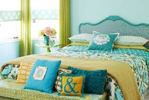Home colors / by Carmen Anderson Fleck