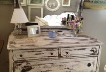 Milk Paint Makeovers
