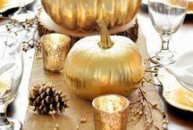 Thanksgiving  / by Andrea Imdacha