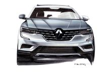 New Renault KOLEOS / Introduced in Beijing Motor show 2016, new Renault KOLEOS is the brand's first D-segment SUV. New KOLEOS features new design, a new platform, new dimensions, new engines.