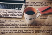 Virtual Assistant Services / At Good Content Virtual Assistant we deliver the same services as a personal assistant would - at affordable fees.