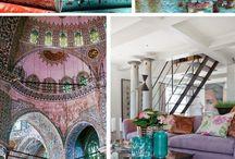 Mooie dingen / Een mozaïek van kleuren, materialen, vormen en dingen waar ik van kan genieten