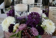 Wedding decor/colors
