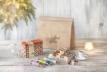 Christmas! / Nougat is a traditional confectionery, shared and enjoyed among family and friends in Europe during the Christmas and New Year's festivities. Join us!