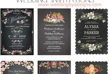 Select Wedding Invitations
