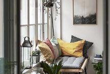 A - Scandinavian interiors
