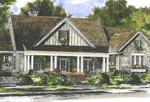 {parkerson's mill} / Beautiful new community in South Auburn, AL located in the Ogletree Elementary School district. Large lots, beautiful southern style homes from the $260's!