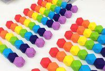 Rainbow Baby / Baby stuff for rainbow lovers.