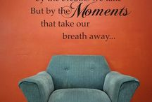 Wall Decals / by Jennifer Williams