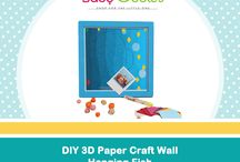 DIY Kits For Kids / Improve your Kids intellectual skills with BabyOodles DIY Kits.