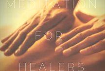 Meditation / meditation, intuition, crystals, wellness, female empowerment