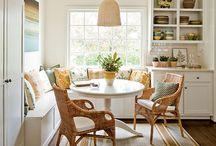 The Kitchen / by Tara Hopkins