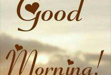 ⭐️ Good Morning ⭐️