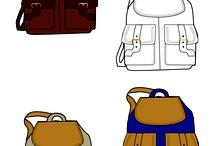 Purses, bags, wallets