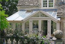 Cottage conservatory  / by Sam Cattell