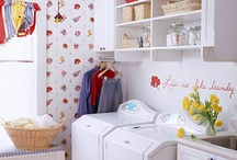 Laundry Room Ideas / by Christina Dietz