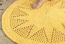 Doily rugs Crochet