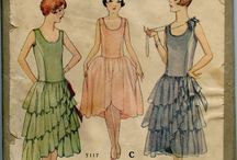pre30s womens sewing patterns