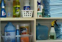 Como organizar a área de serviço/lavandeira / Veja muitas dicas s inspirações para decorar e organizar.