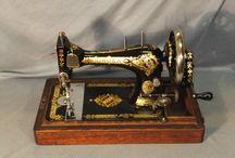Singer sewing machine / Singer sewing machine model 28k 1905