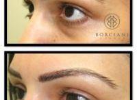 Borciani London: Eyebrows