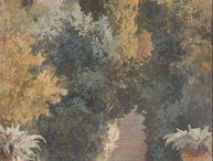 южные пейзажи и картины