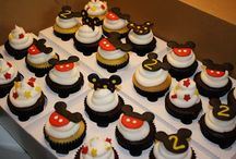 Mickey mouse birthday stuff