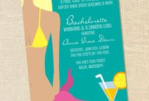 Ontaya's Bachelorette Party / by Sarah Brown