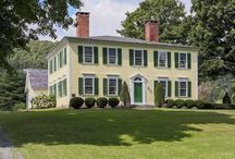 Vermont historic architecture