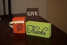 Give Thanks / by Ann Berkshire