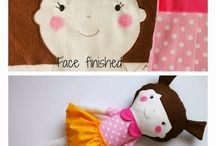 Lets sew dolls.... / Great doll making instructions...