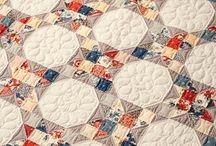 Snowball quilt designs