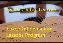 Secret Guitar Teacher