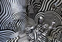 Dazzle room