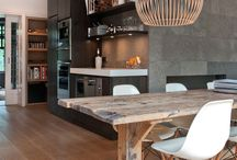 Kitchens / Kitchens and dining areas
