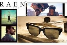 SUNGLASSES RAEN / RAEN è un brand californiano di occhiali da sole che sta letteralmente spopolando, proponendo diversi designs tra cui una montatura piatta e rotonda con uno stile tenace ed individuale dal tocco avant-garde. RAEN si definisce un brand indipendente che vuole portare l'autenticità e la qualità all'interno della sunglasses boutique. http://www.occhialifacili.com/brand/raen/