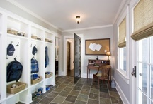 Entry and Mudroom