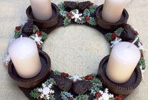 Keramika vánoční