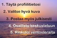 Suomeksi GooglePlussaa ja muuta / Articles in Finnish about Google+, thoughts & musings / by Jaana Nystrom