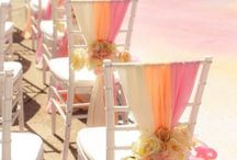 Свадьба стулья