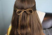κοριτσίστικα μαλλιά