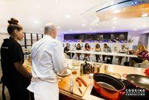 CWC - Σεμινάριο Μεσογειακής Κουζίνας / Εικόνες από το σεμινάριο Μεσογειακής Κουζίνας, με τον chef Παναγιώτη Δεληθανάση - Photos from the Mediterranean Cuisine seminar, with chef Panagiotis Delithanasis